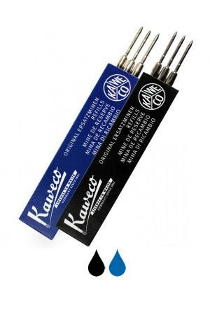 Kaweco Mini Ballpoint Refill - Fine Point (Pack of 5)