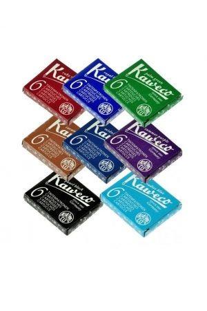 Kaweco Ink Cartridges (Pack of 6)