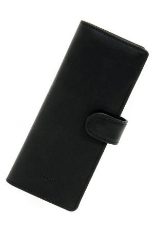 Lamy A402 Leather 2 Pen Folding Case - Black