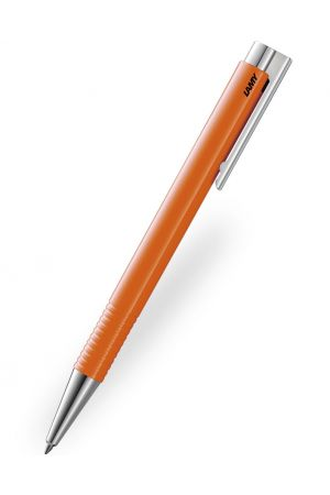 Lamy Logo Laser Orange Ballpoint Pen
