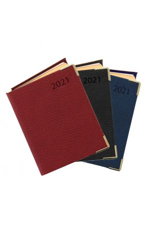Letts Connoisseur Mini Pocket 2021 Diary - Week to View