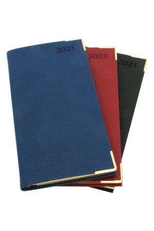 Letts Connoisseur Slim 2021 Diary - Week to View with Appointments