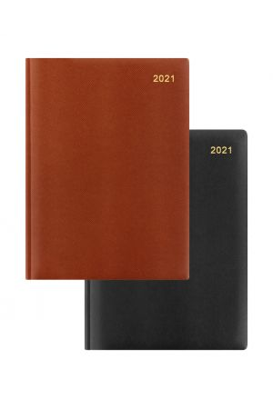 Letts Legacy A5 2021 Diary - Week to View with Appointments - Vertical