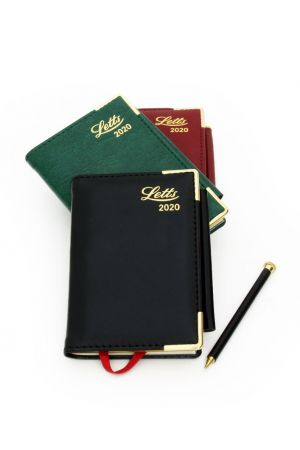 Letts Lexicon Mini Pocket 2020 Diary - Week to View