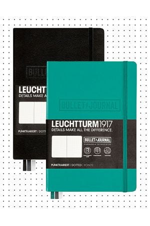Leuchtturm1917 Medium Bullet Journal