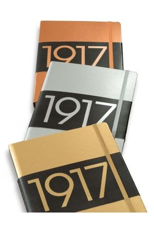 Leuchtturm1917 Special Edition Pocket Metallic Notebook
