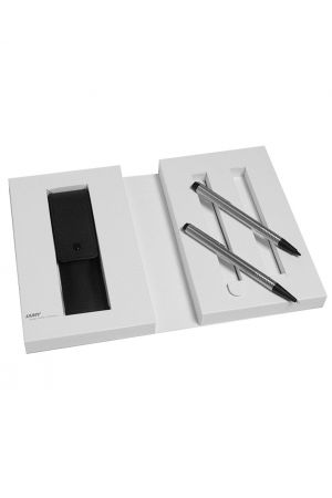 Lamy Logo Ballpoint and Pencil Set