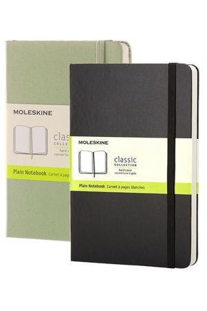 Moleskine Hard Cover Extra Large Notebook - Plain