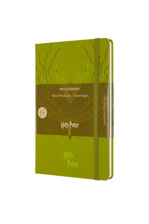 Moleskine Large Limited Edition Harry Potter Notebook - Expecto Patronum