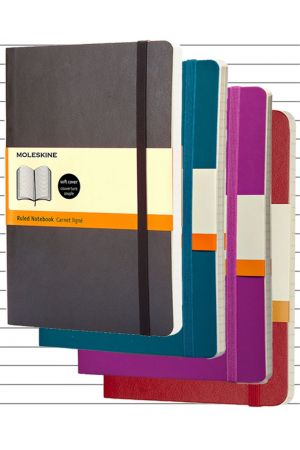 Moleskine Soft Cover Extra Large Notebook - Lined