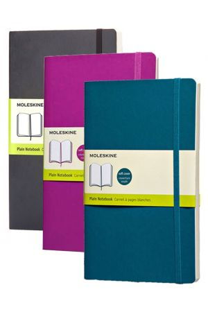 Moleskine Soft Cover Extra Large Notebook - Plain