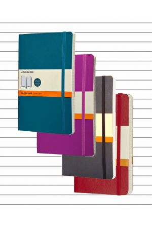 Moleskine Soft Cover Pocket Notebook - Lined