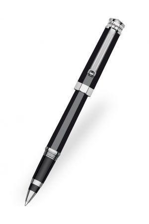Montegrappa NeroUno Black Resin Rollerball Pen