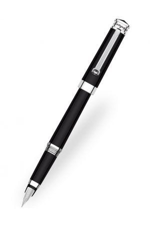 Montegrappa Parola Black Resin Fountain Pen