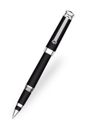 Montegrappa Parola Black Resin Rollerball Pen