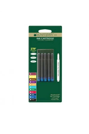 Monteverde 'Lamy Style' Ink Cartridges (Pack of 5)