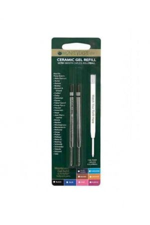 Monteverde Parker Style Gel Ink Refills Pack of 2 - Fine Point