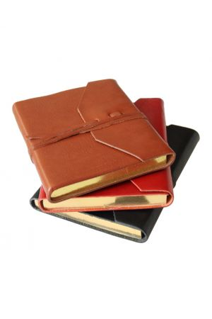 Napoli Medium Leather Journal