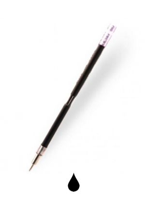 Ohto 0.5mm Refill for Tasche Petit Ballpoint Pen - Black