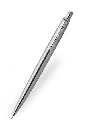 Parker Jotter Stainless Steel Chrome Trim Mechanical Pencil 0.5mm