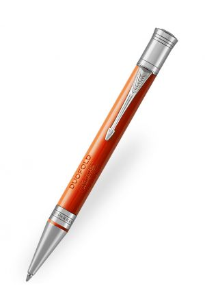 Parker Duofold Big Red Ballpoint Pen