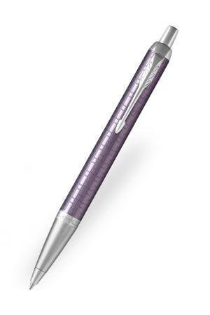 Parker IM Premium Dark Violet Ballpoint Pen
