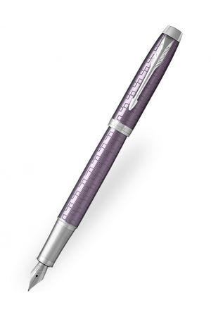Parker IM Premium Dark Violet Fountain Pen