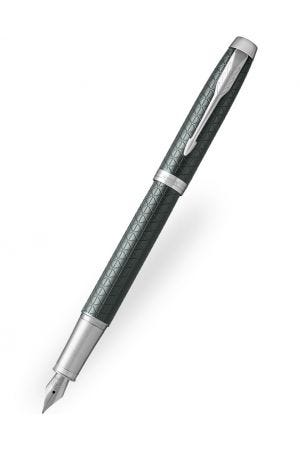 Parker IM Premium Pale Green Fountain Pen