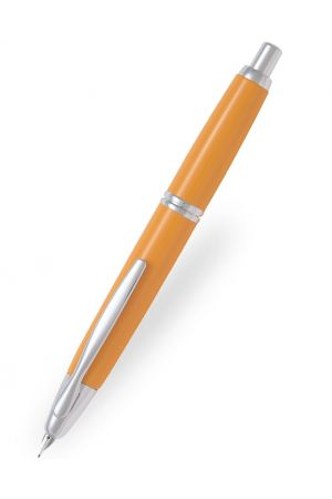 Pilot Capless Yellow Rhodium Trim Fountain Pen