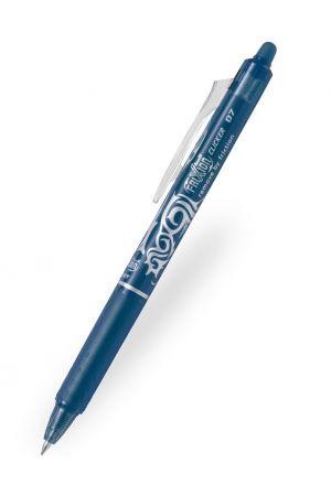 Pilot FriXion Clicker Erasable Ballpoint Pen - Blue Black