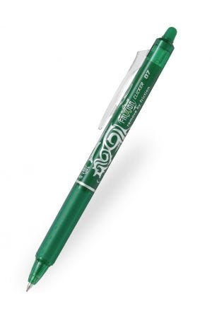 Pilot FriXion Clicker Erasable Ballpoint Pen - Green