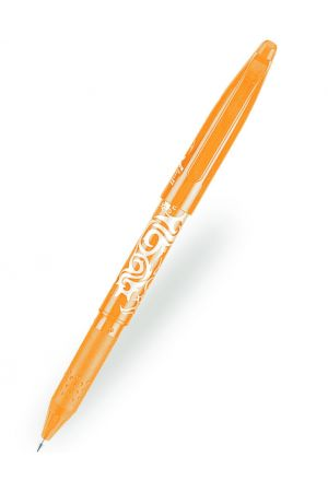 Pilot FriXion Erasable Rollerball Pen - Apricot Orange