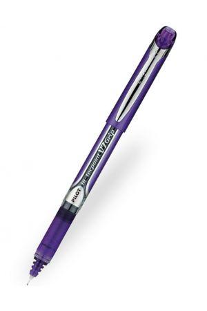 Pilot V7 Grip Hi-Tecpoint Rollerball Pen - Violet
