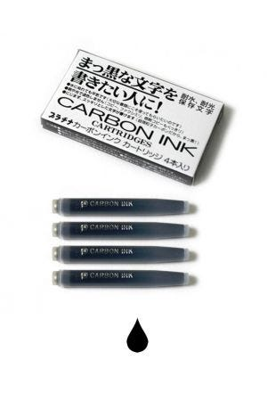 Platinum Carbon Ink Cartridges (Pack of 4)