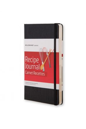 Moleskine Passions - Recipe Journal