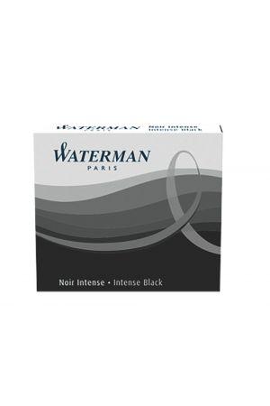 Waterman Short Ink Cartridges (Pack of 6)