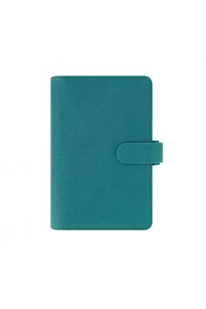 Filofax Saffiano Pocket Organiser - Aquamarine