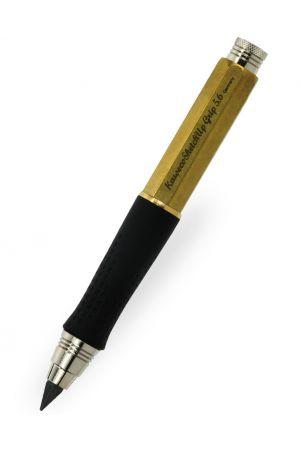 Kaweco Sketch Up Brass Clutch Pencil with Grip