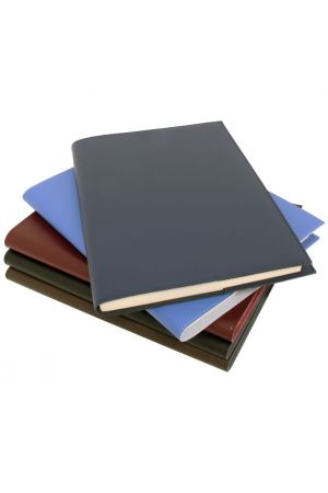 Sorrento A4 Extra Large Refillable Leather Journal