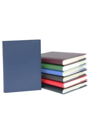 Sorrento Large Refillable Leather Journal