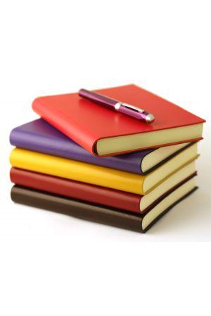 Sorrento Medium Leather Journal
