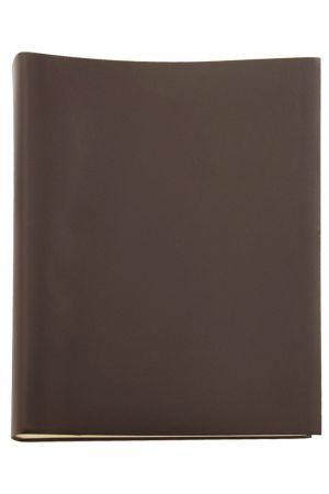Sorrento Extra Large Leather Photo Album - Chocolate