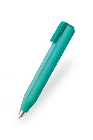Worther Shorty Soft-Grip Ballpoint Pen Mint Green