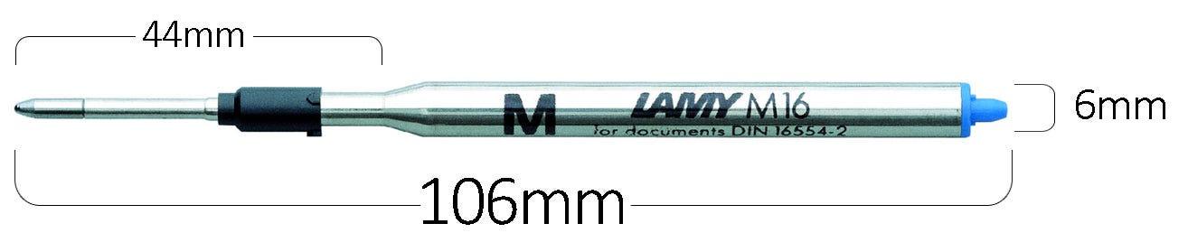 20 x Metal Blue Pen Ink Refill 7cm Replacement Inks Refills Light Up//Tech Pens