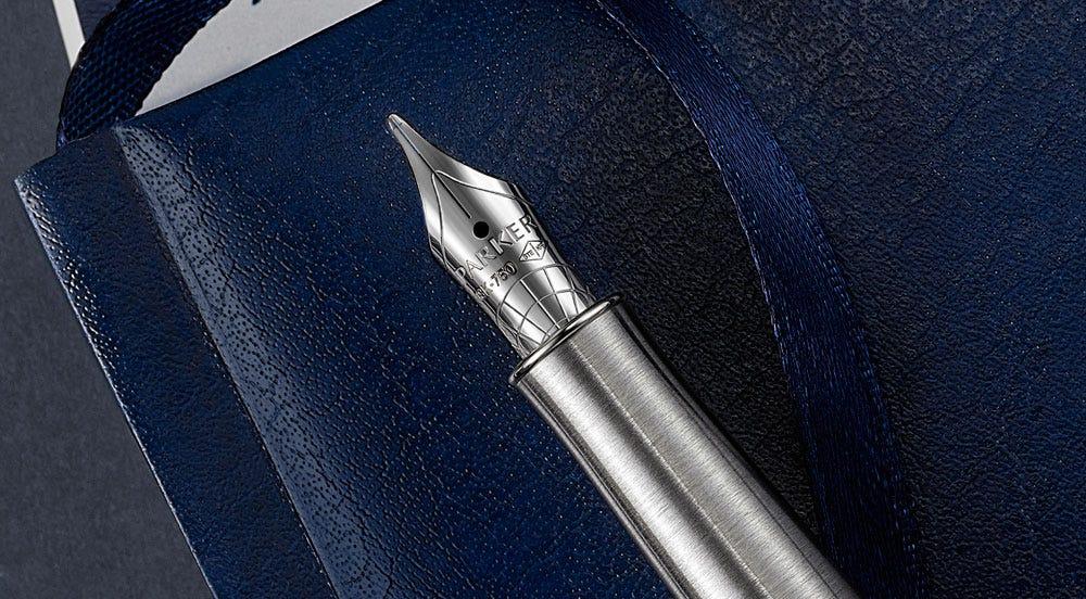 Parker Sonnet Fountain Pen Nib Size Comparison