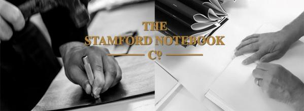 Handcrafted: Stamford Notebooks