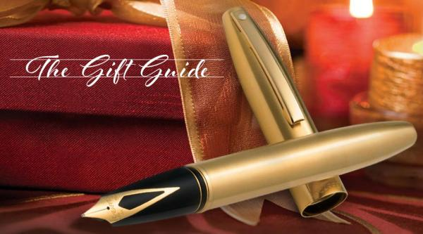 The Pen Gift Guide: Who are you Buying for?