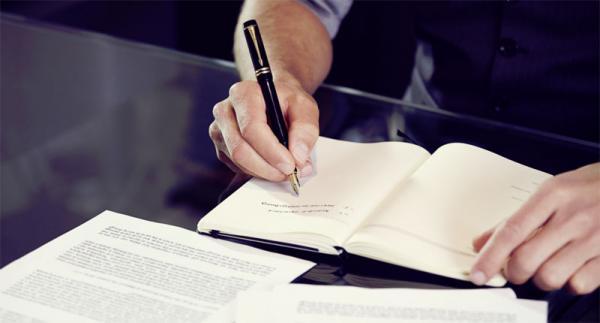 The Pen as Status Symbol?