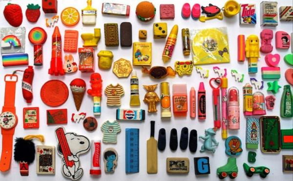 Top 10 stationery from the 80's & 90's