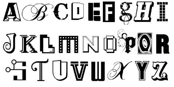 What's in a font?